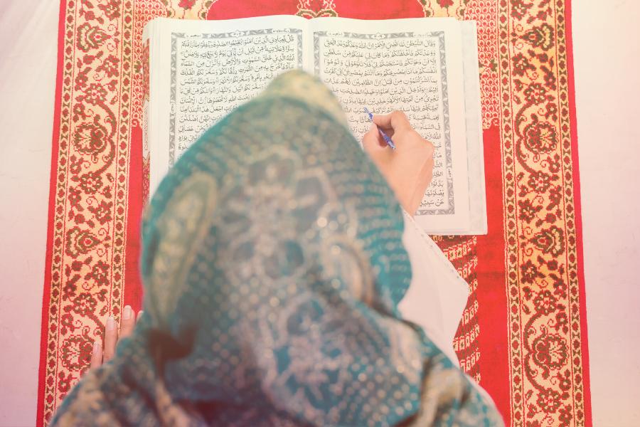 Kelas Mengaji Al Quran Dewasa