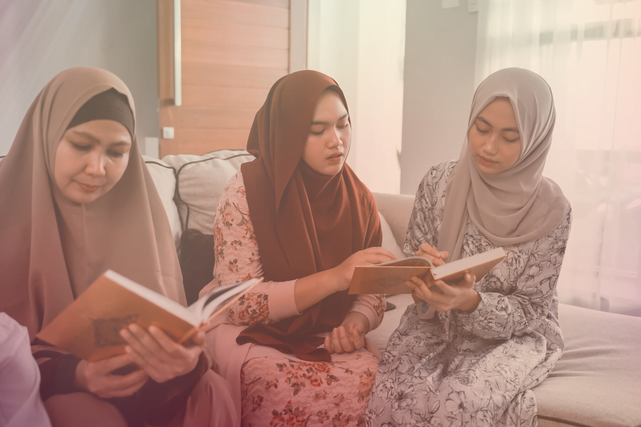 Kelas belajar taranum Al Quran online