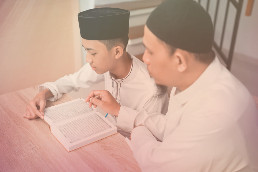 Mengaji online AlQuran