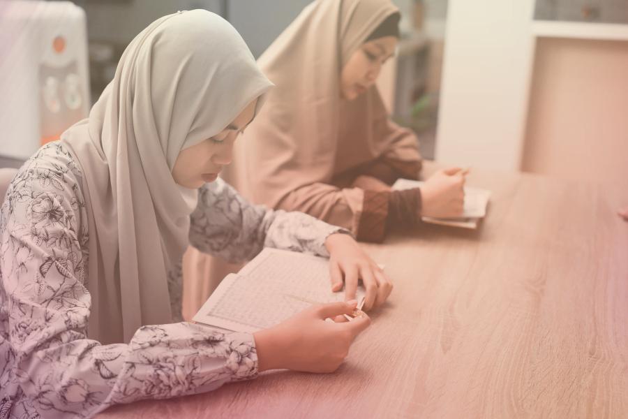 Kelas mengaji online Malaysia